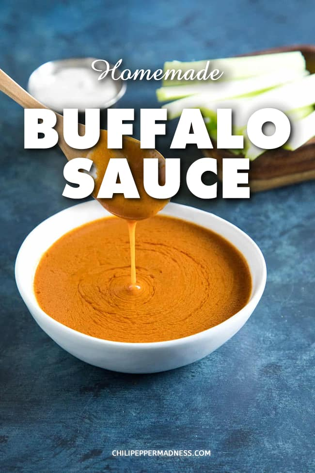 Homemade Buffalo Sauce Recipe