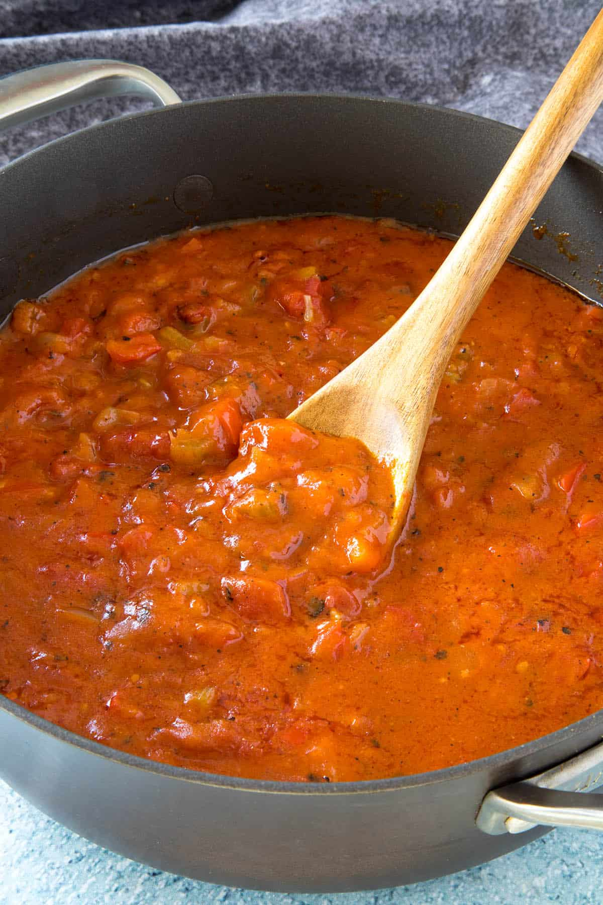 Easy Creole Sauce Recipe