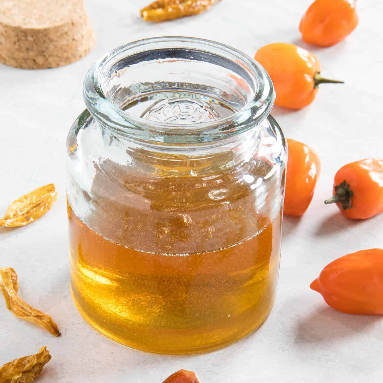Hot Honey Recipe - Chili Pepper Madness