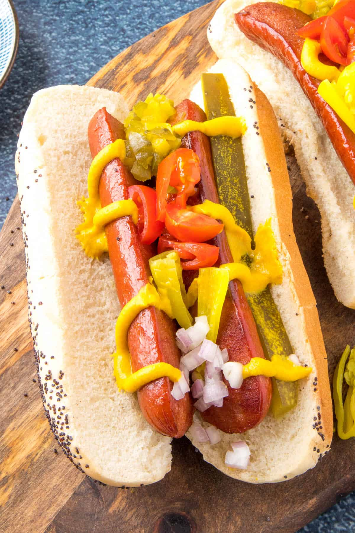 Chicago - Style Hot Dog