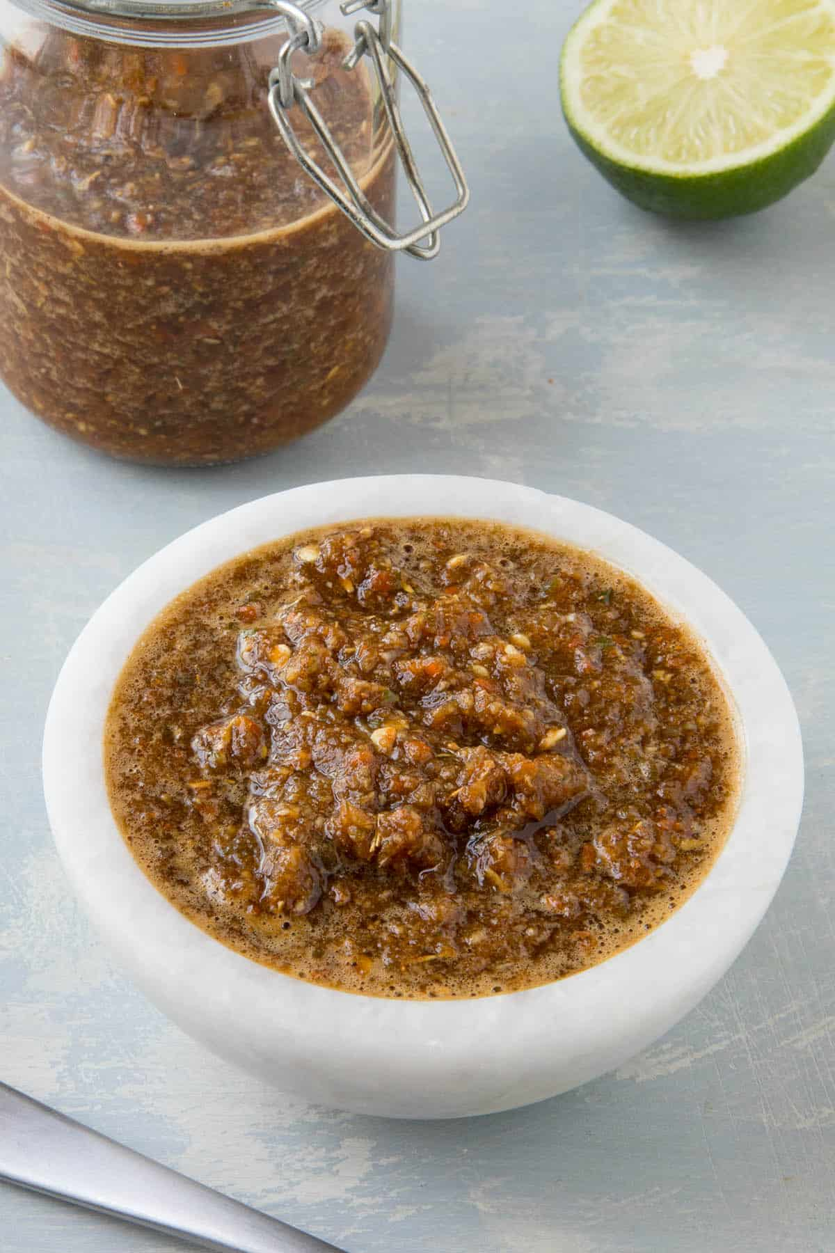 Jamaican Jerk Sauce Recipe