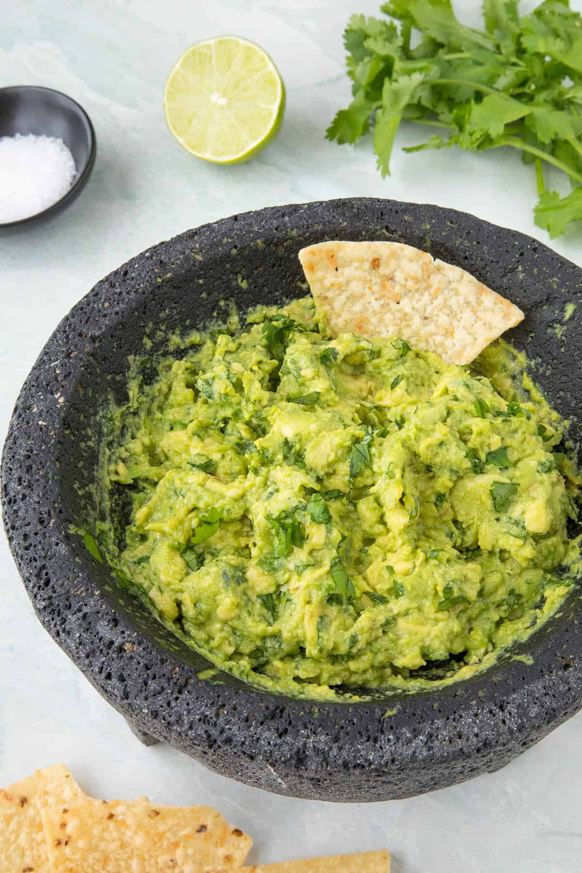 Easy Perfect Homemade Guacamole – Every Time