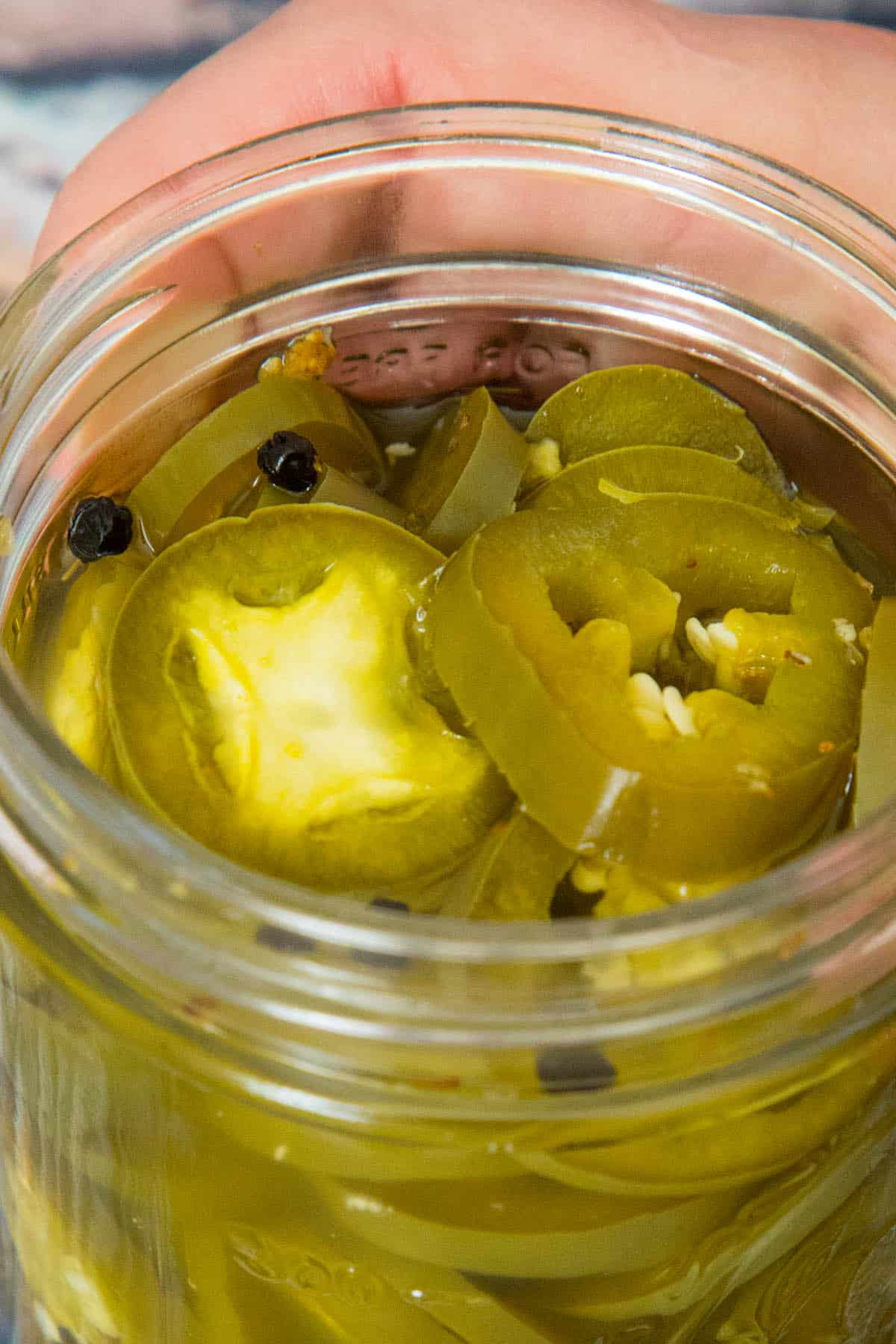 Tasty Pickled Jalapenos