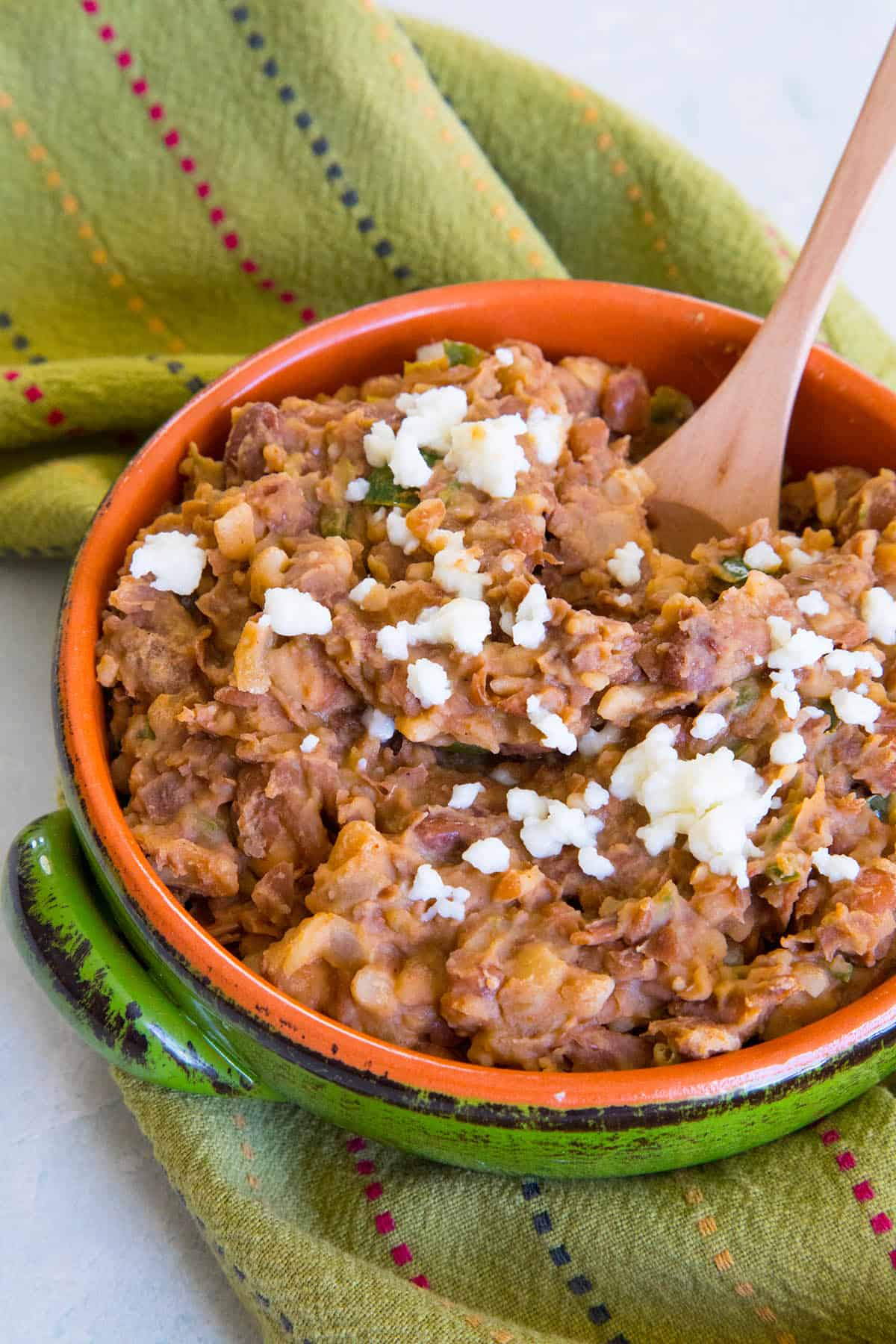 Easy Homemade Refried Beans Recipe