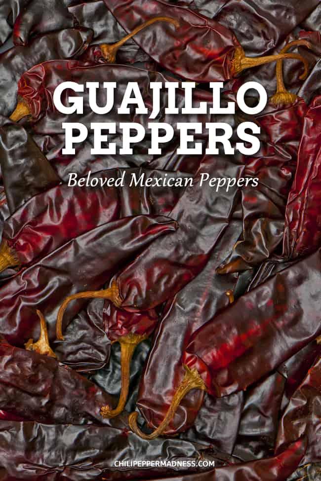 Guajillo Pepper: a Favorite Mexican Pepper