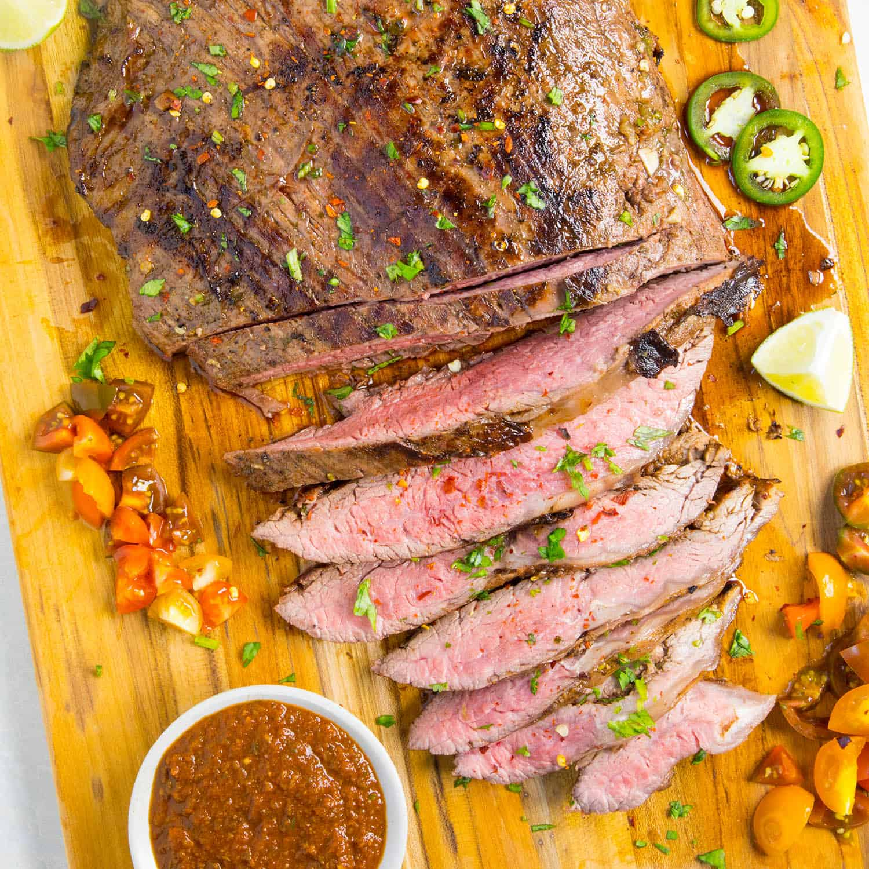 Carne Asada Recipe: Grilled & Marinated Steak