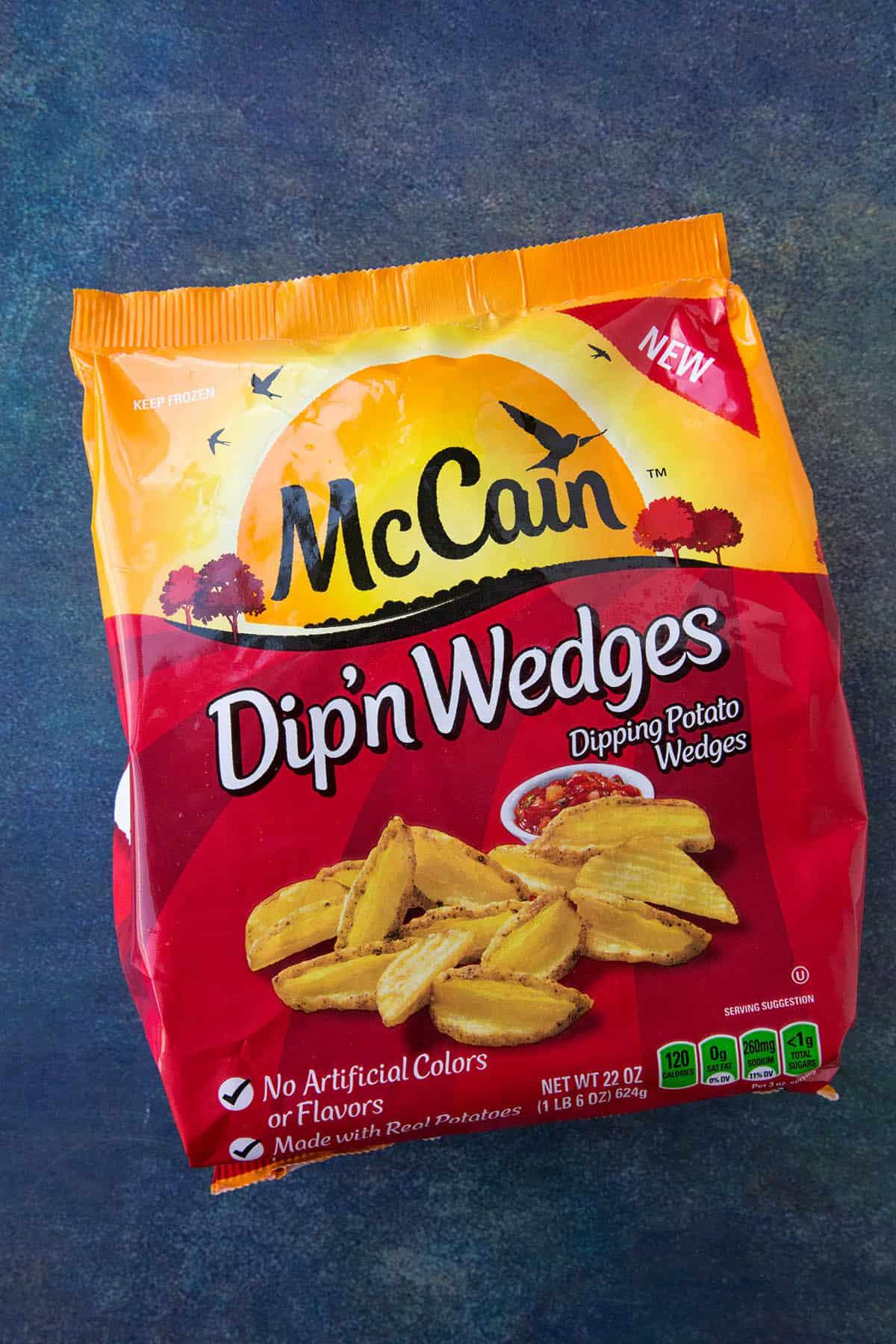 McCain© Potato Dip'n Wedges™