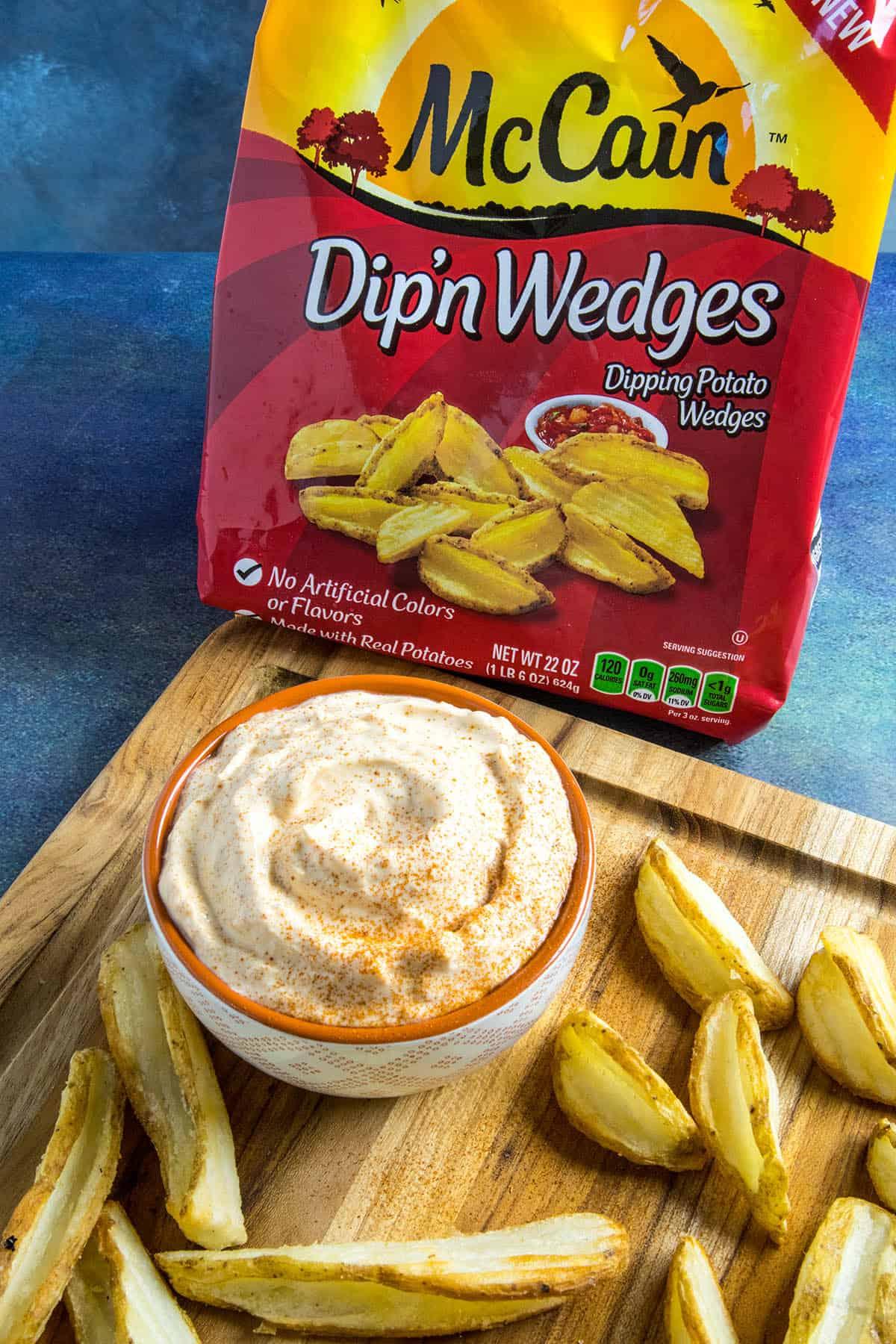 Sour Cream Dip Recipe