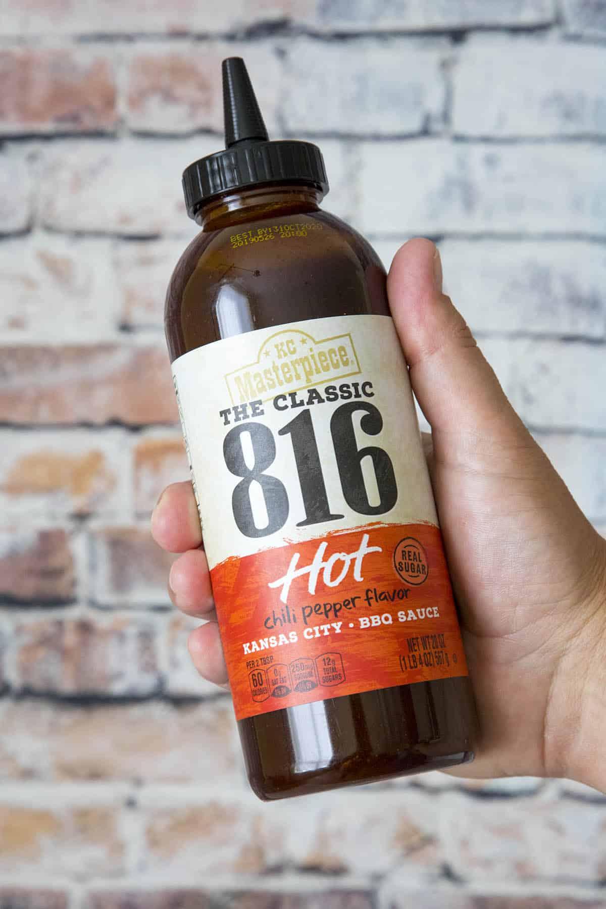 KC Masterpiece® 816 Hot BBQ Sauce
