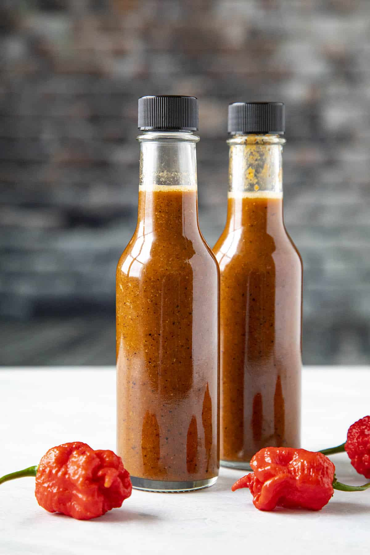 Carolina Reaper Hot Sauce Recipe