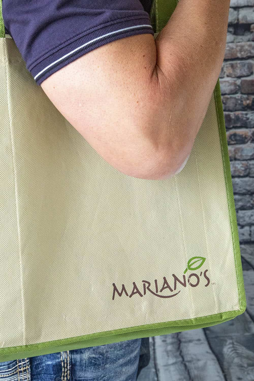 Shopping at my local Mariano's