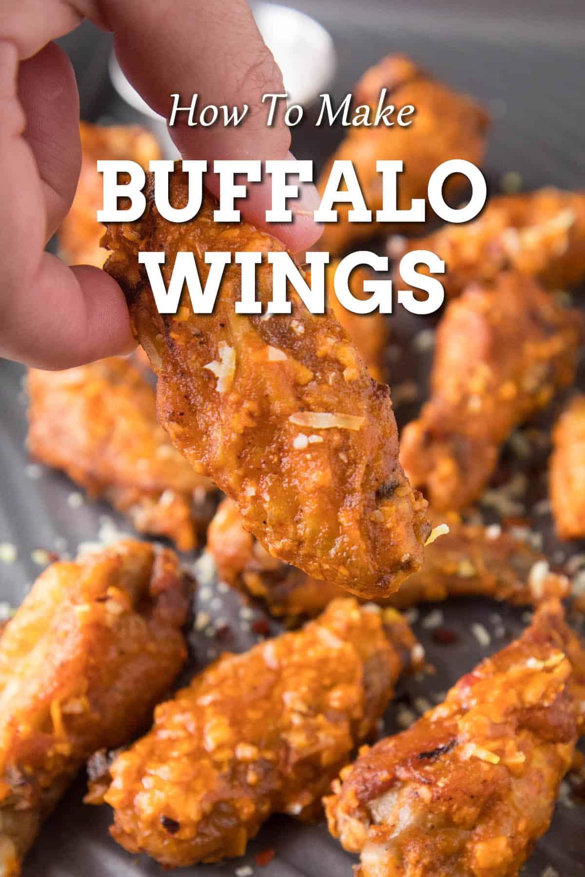 How to Make Buffalo Wings