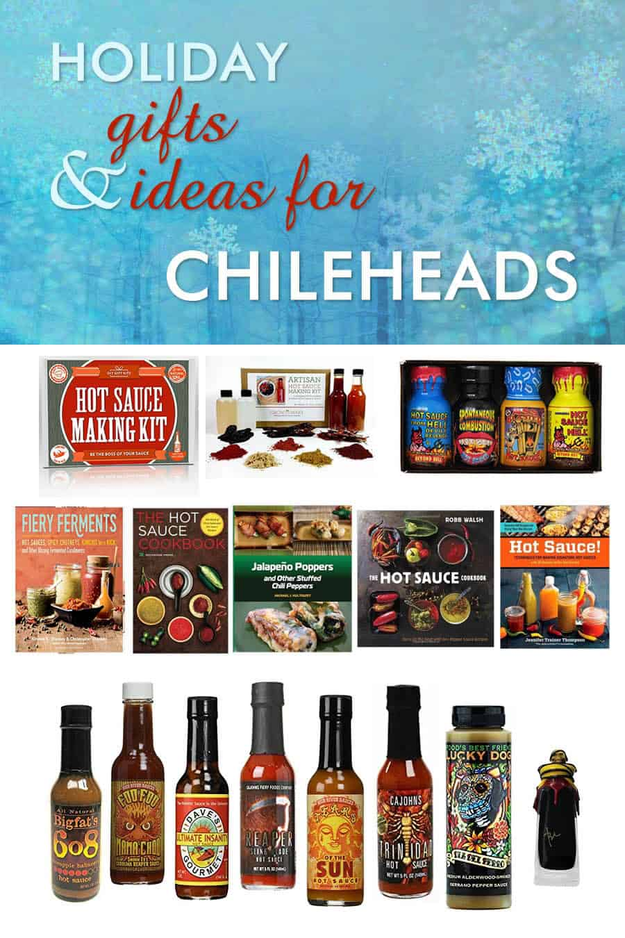 Holiday Gifts and Ideas for Chileheads