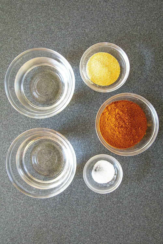 Hot Sauce Ingrients