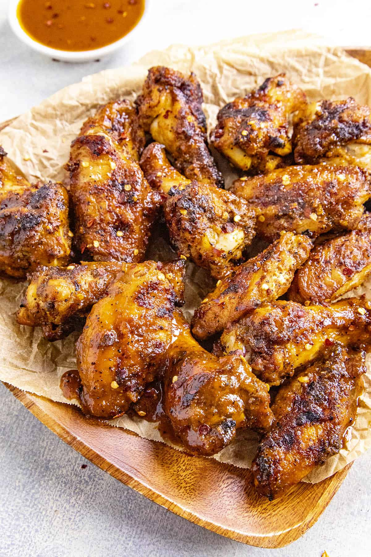BBQ Chicken Wings Recipe