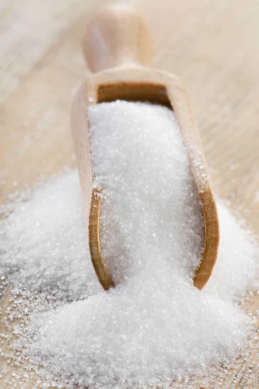 sugar to help stop the chili pepper burn