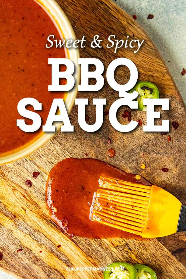 Sweet and Spicy BBQ Sauce Recipe
