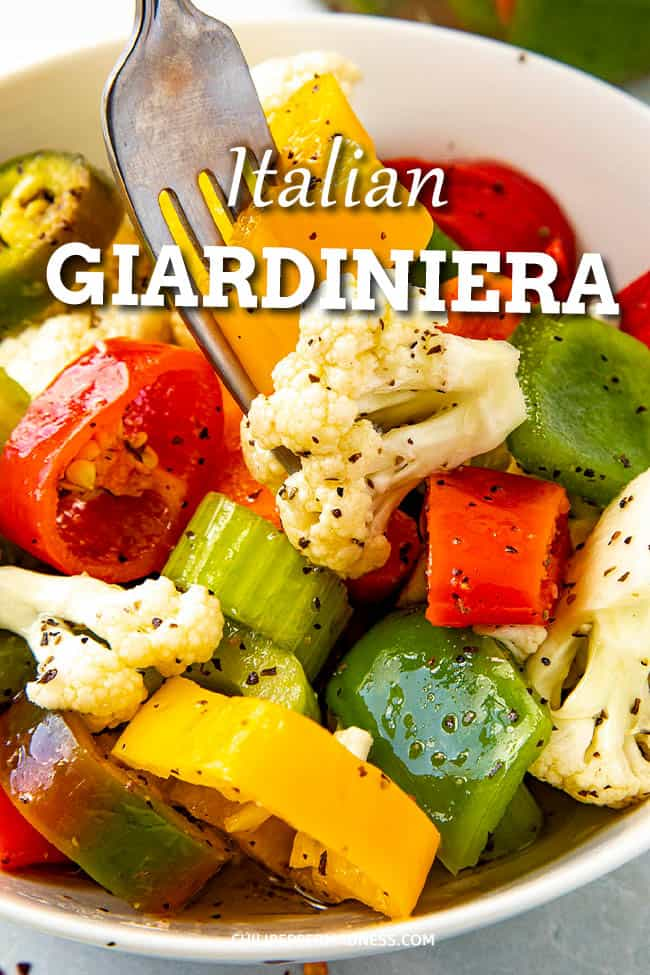 Italian Giardiniera