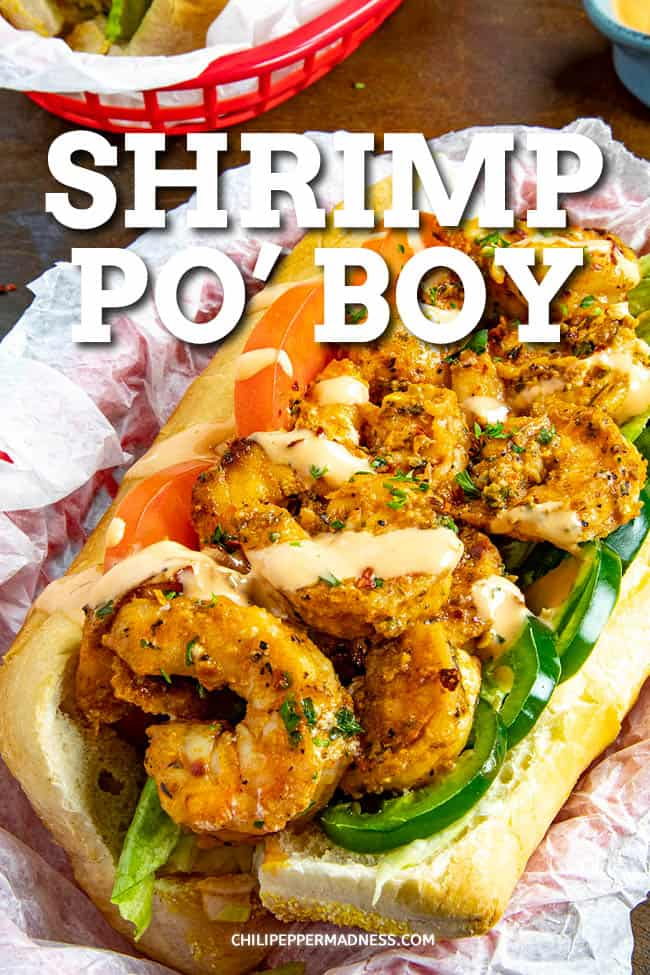 Shrimp Po\' Boy Recipe