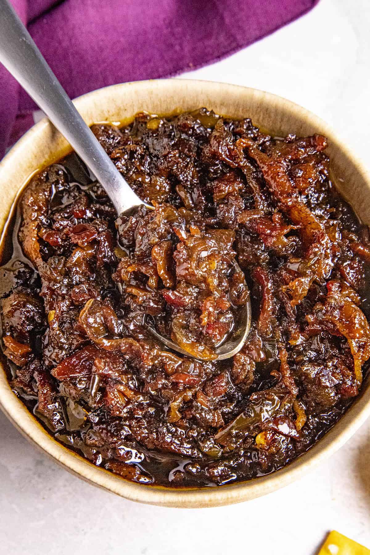 Sweet and Savory Bacon Jam Recipe