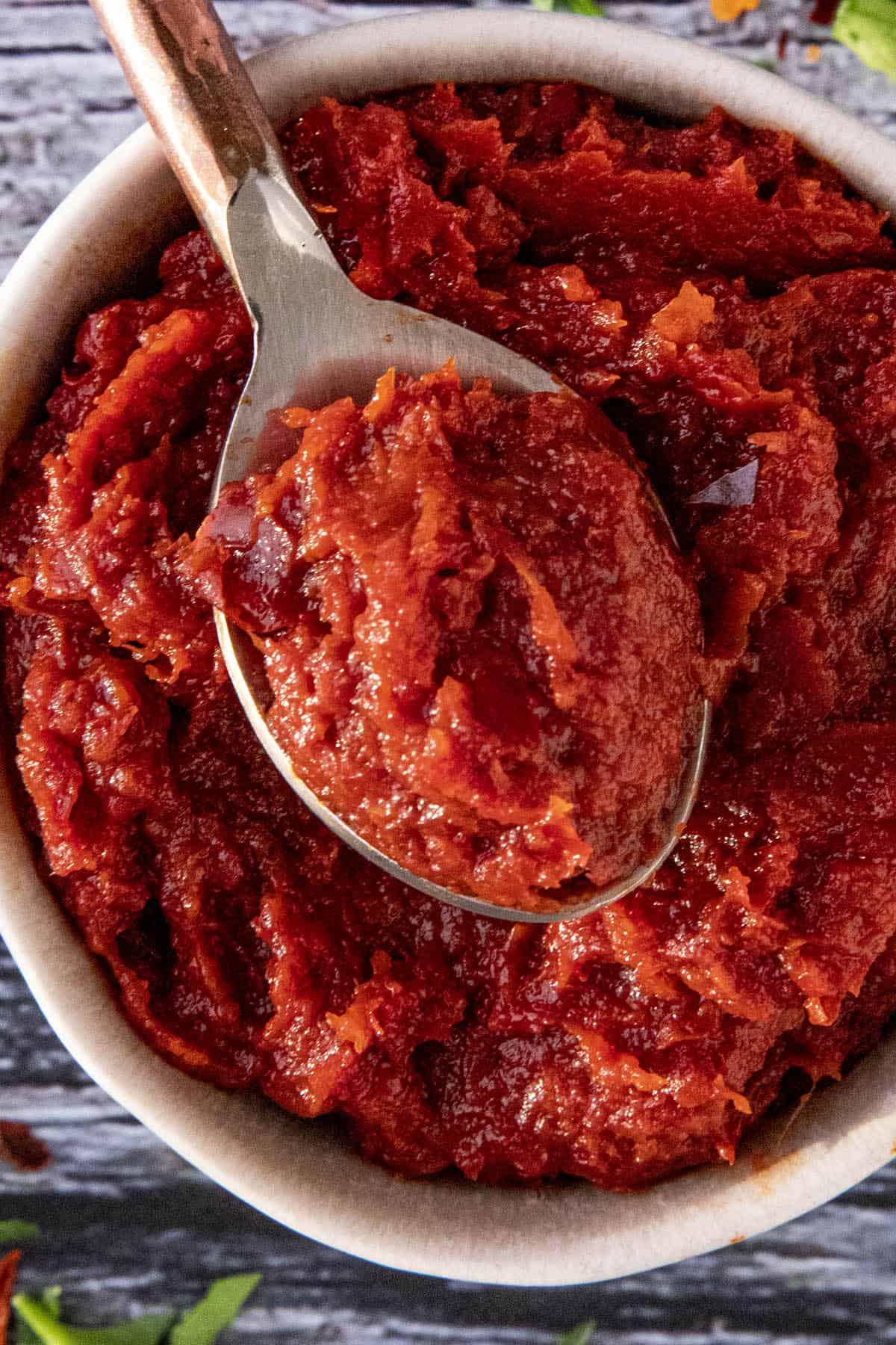 Biber Salcasi – Turkish Chili Paste