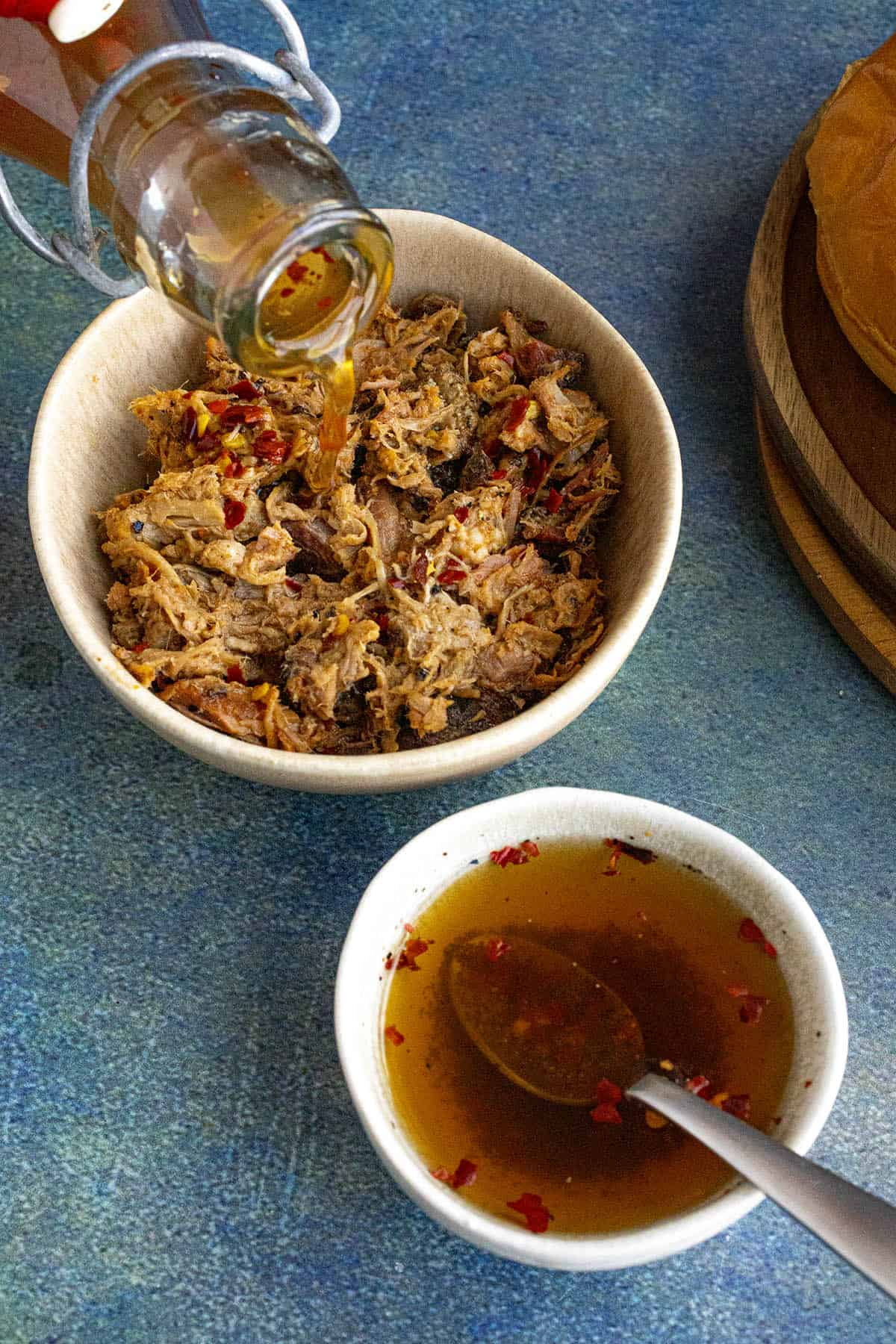 Carolina Vinegar BBQ Sauce