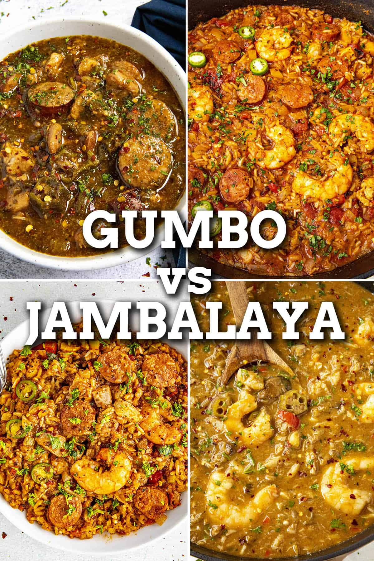 Gumbo vs. Jambalaya: What is the Difference?